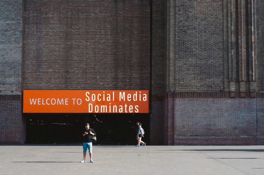 Welcome to social media dominates.: Image