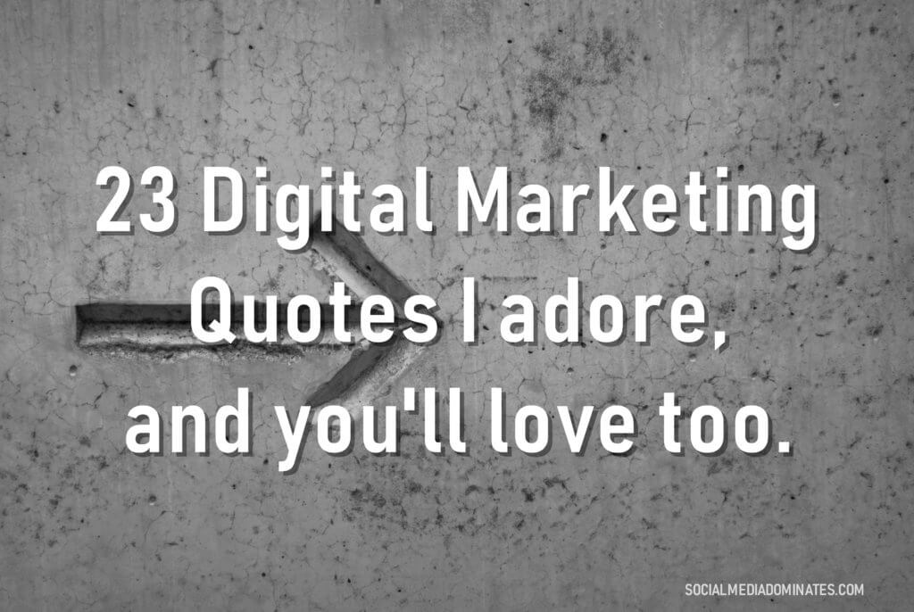 Digital Marketing Quotes- Cover Image